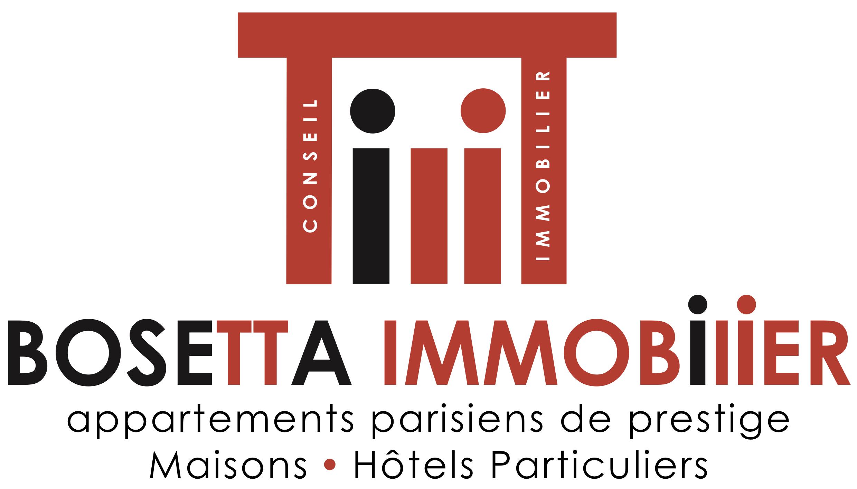 Logo Bosetta Immobilier