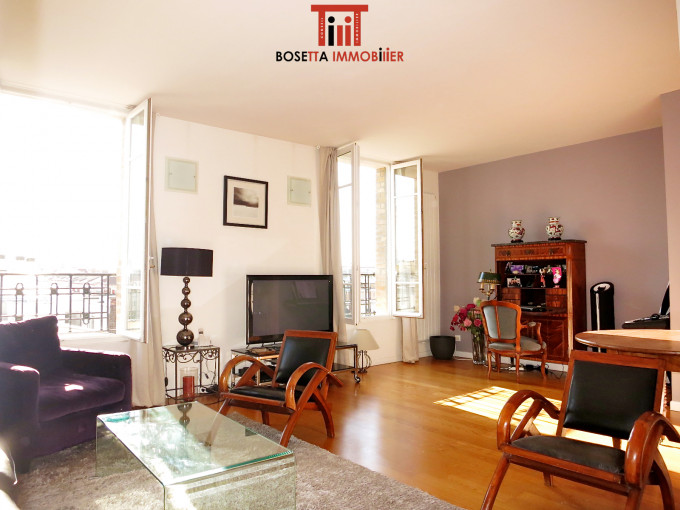 Photos n°1 : Appartement 3 chambres Courbevoie