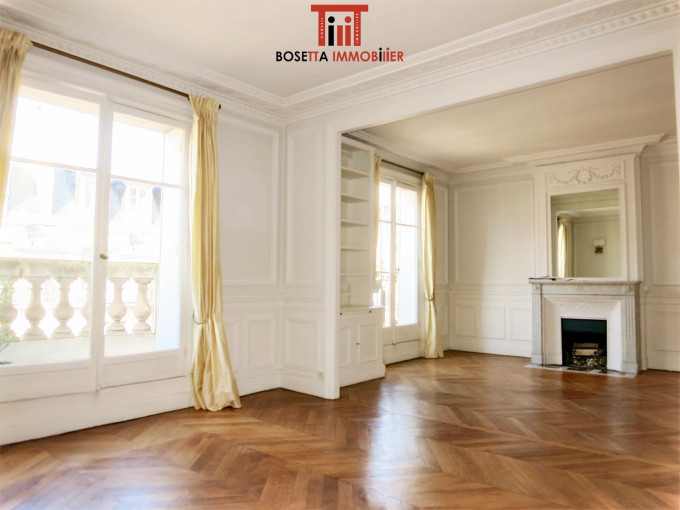 Photos n°1 : Appartement 4 chambres PARIS 16