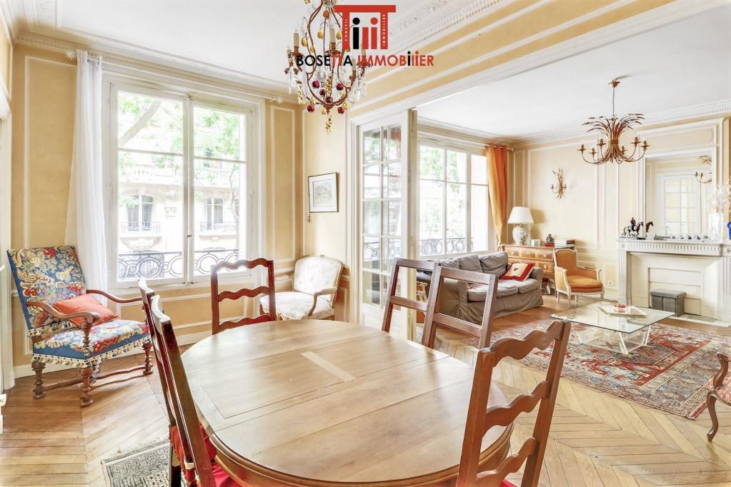 Appartement  Chambres Paris    M  Rf Gm  Bosetta